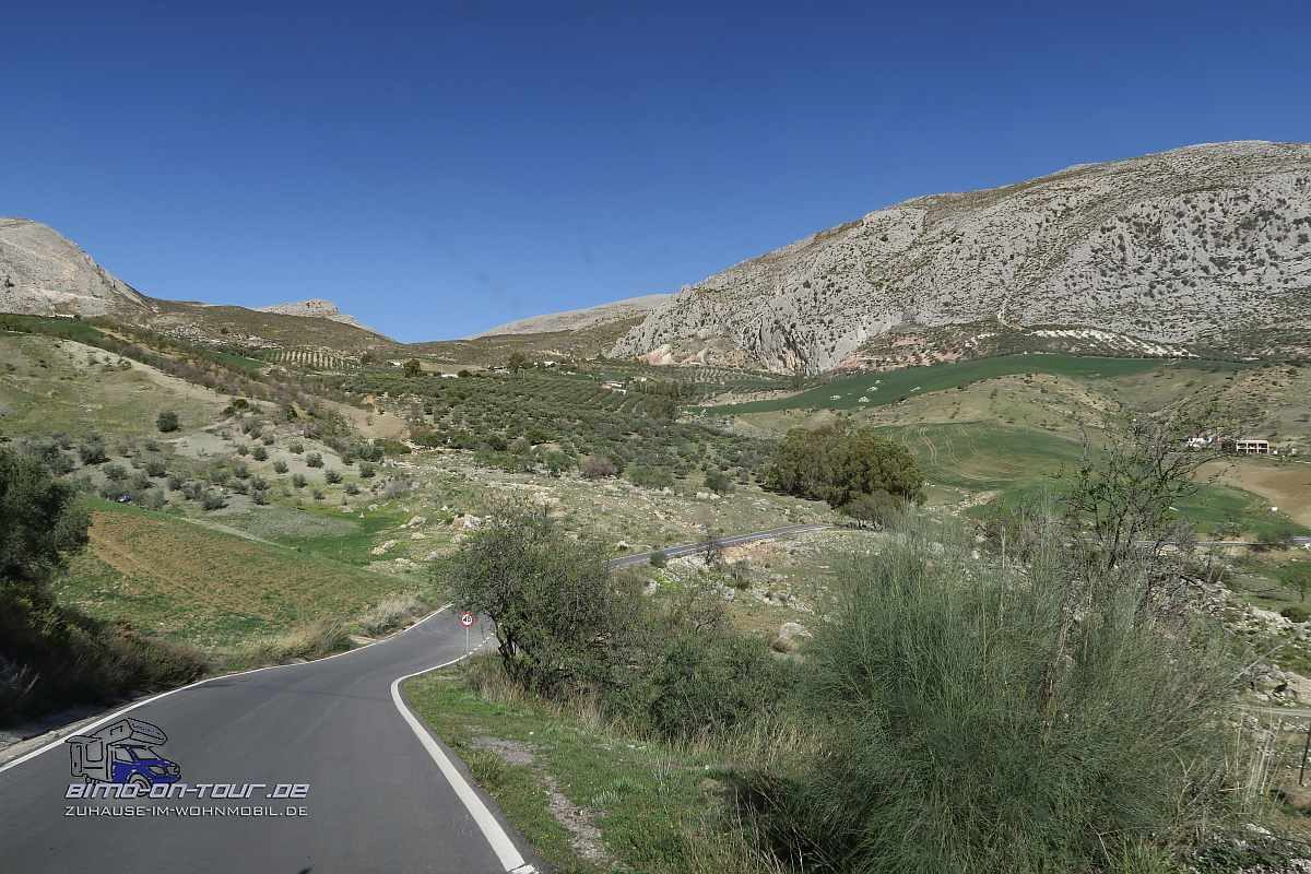El Chorro - Bergwelt