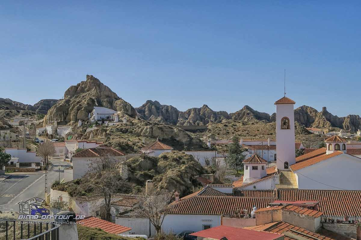 Guadix-Cueva-Höhlenviertel