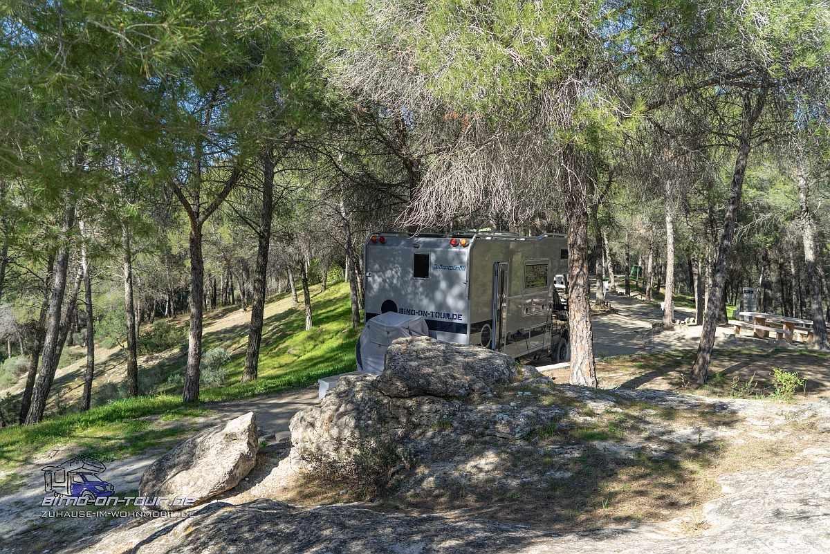 Parque Ardales-Campingplatz