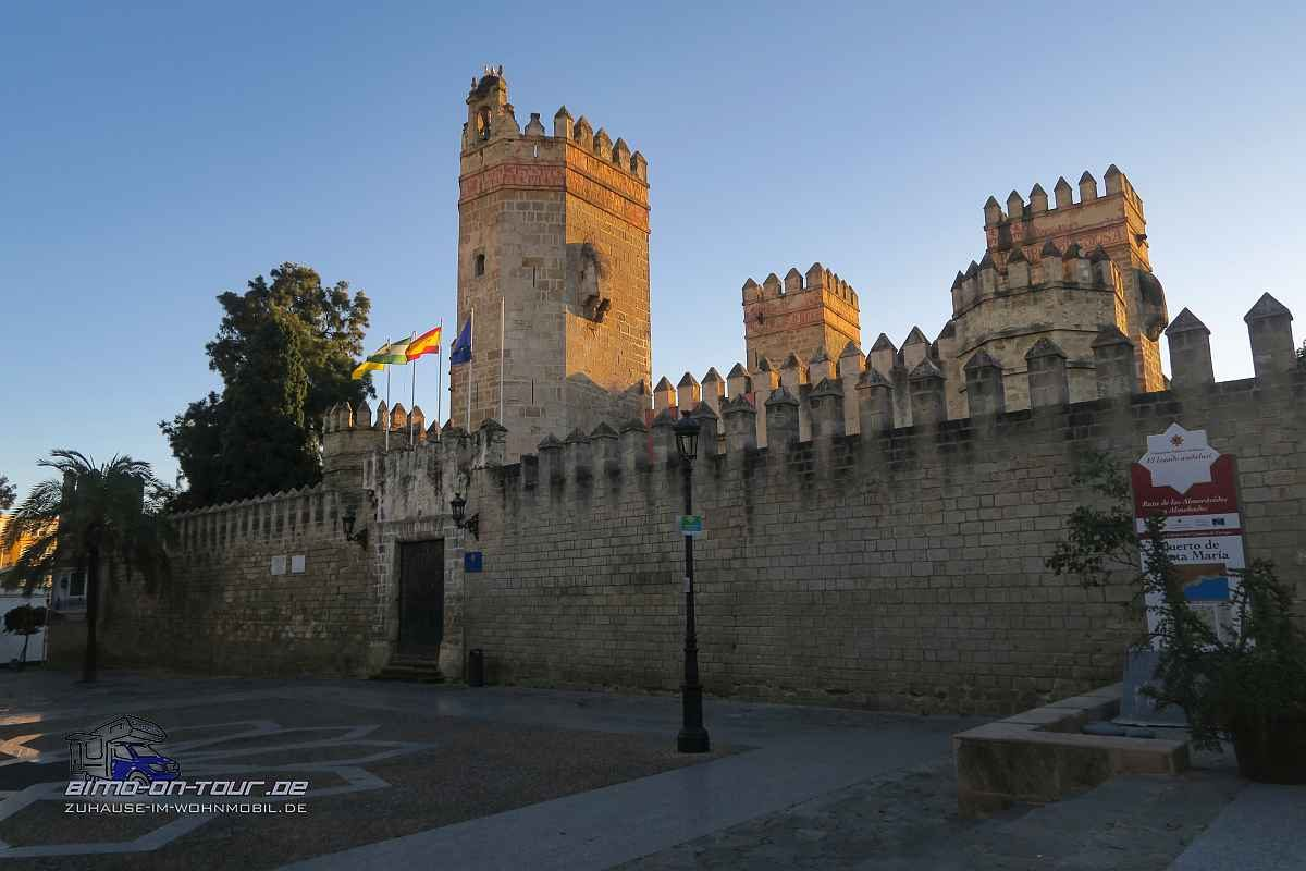 Puerte de Santa Maria-Castell