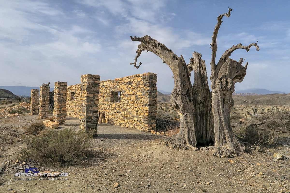 Taberna-Western Ruine