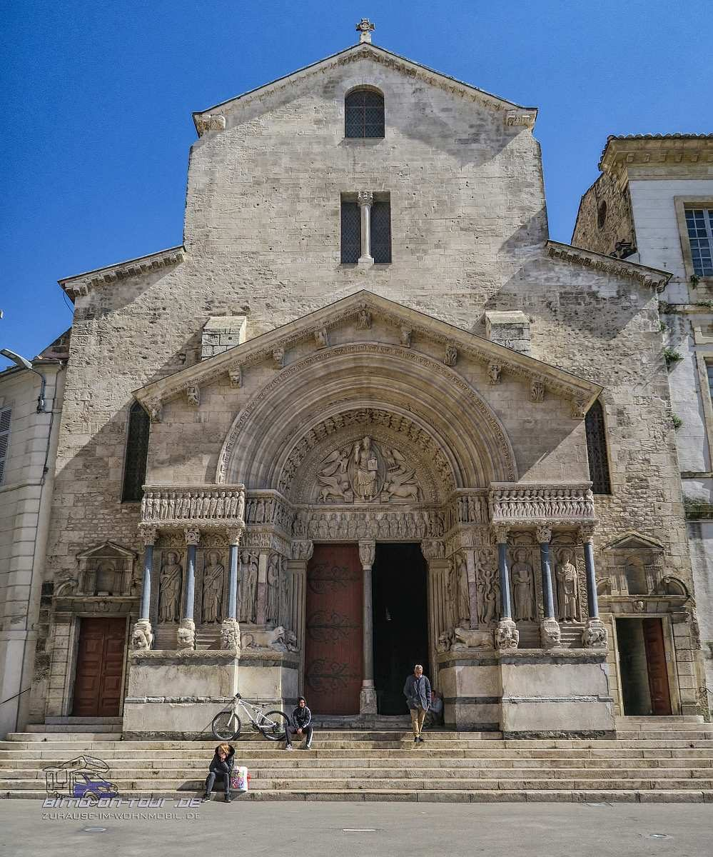 Arles-Kirche