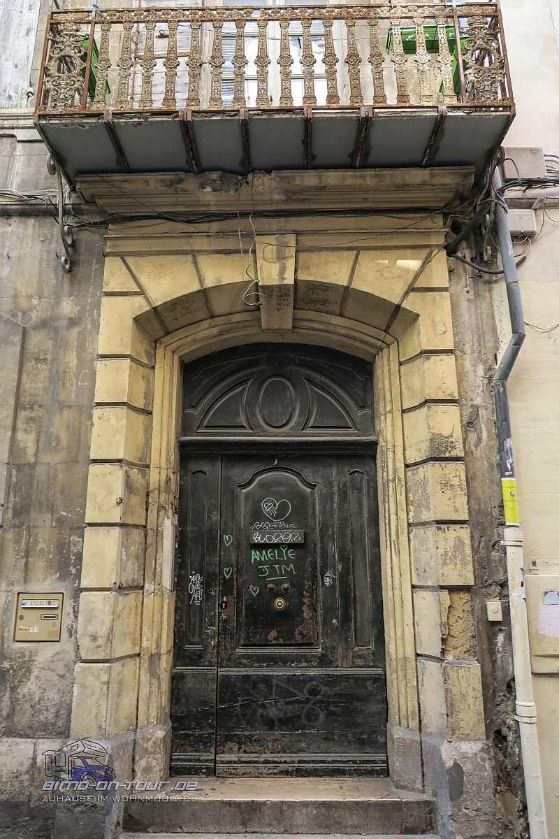 Arles-Tür
