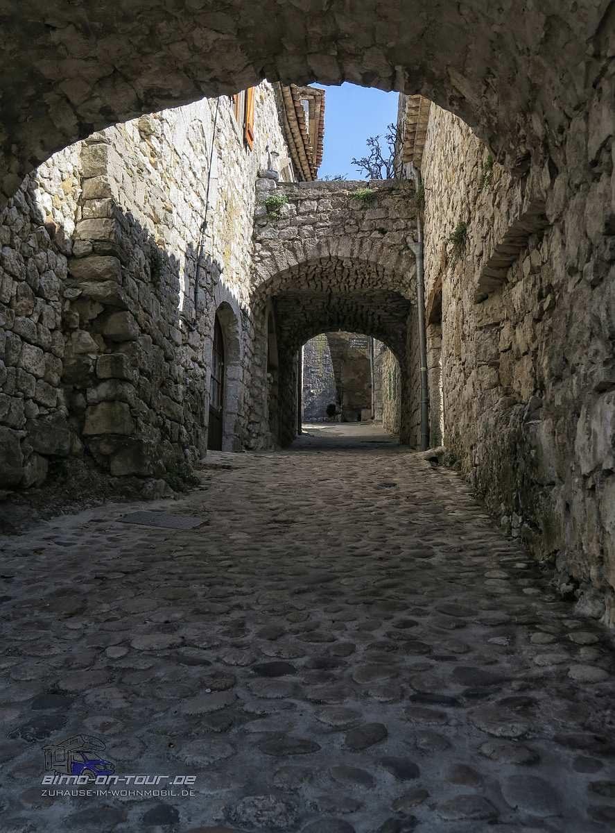 Balazuc-Gasse