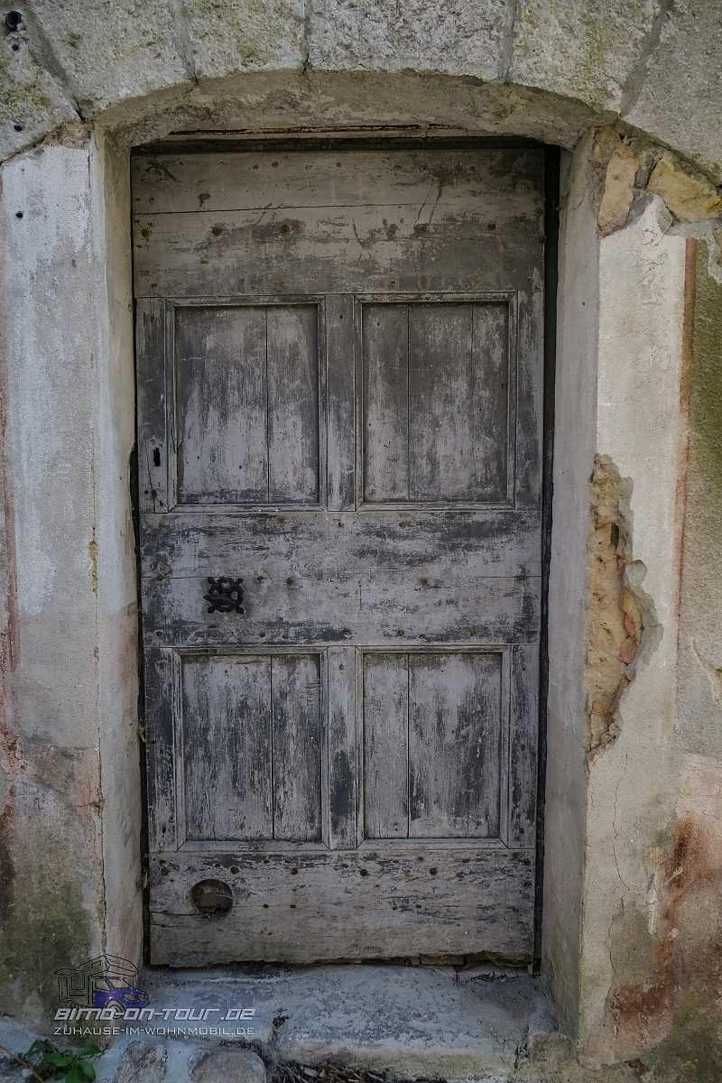 Balazuc-Tür
