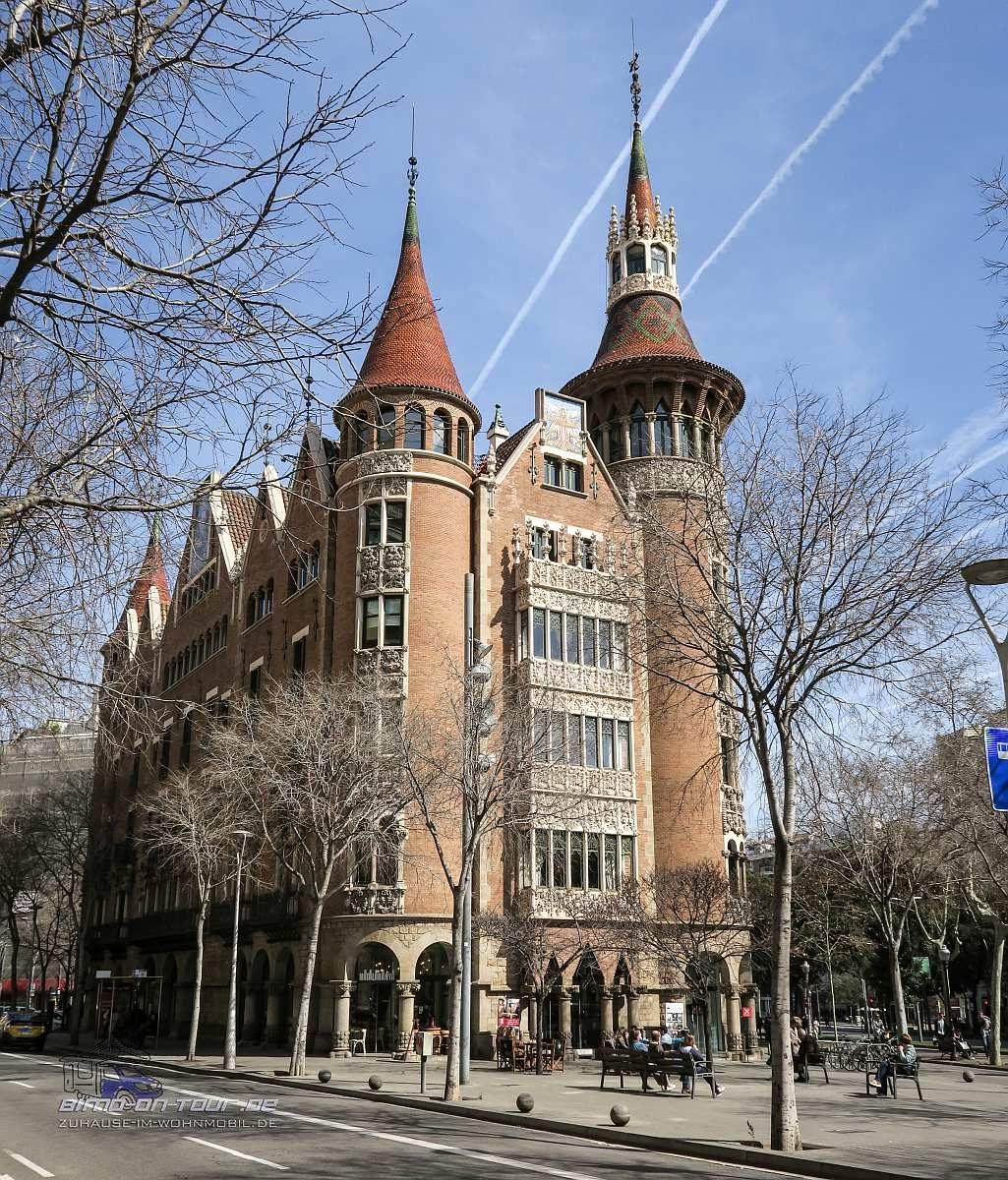 Barcelona-Casa