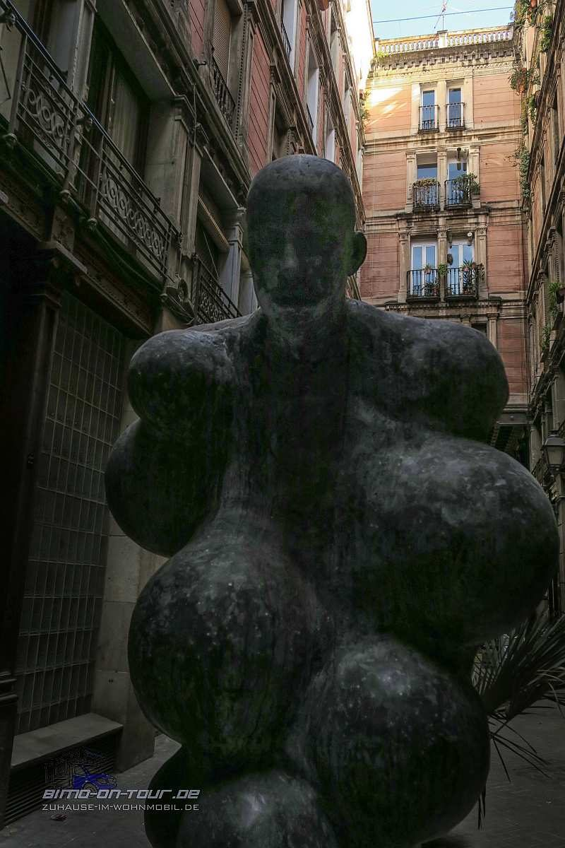 Barcelona-Kunst