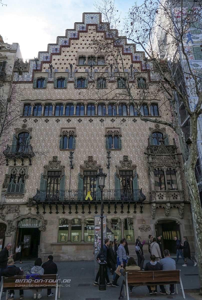 Barcelona-Palau Güell