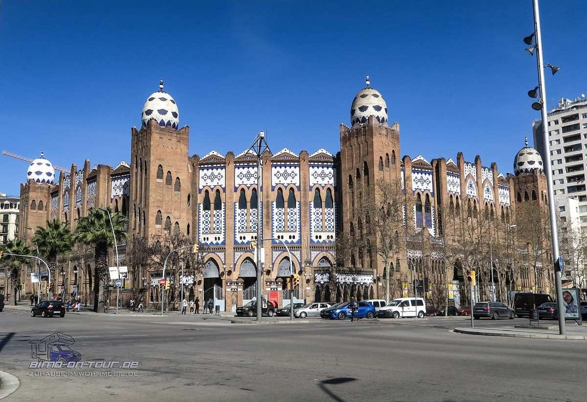 Barcelona-Stierkampfarena