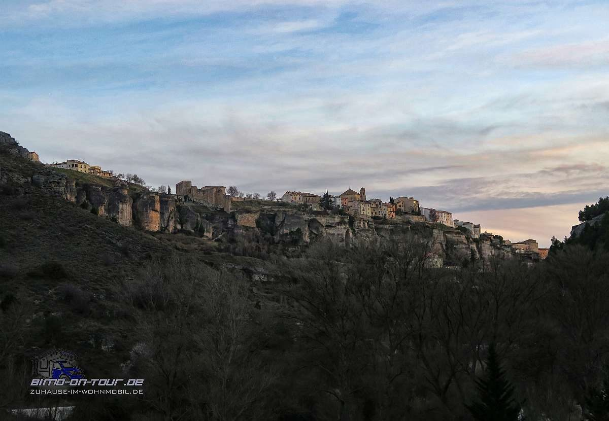 Cuenca-Altstadt