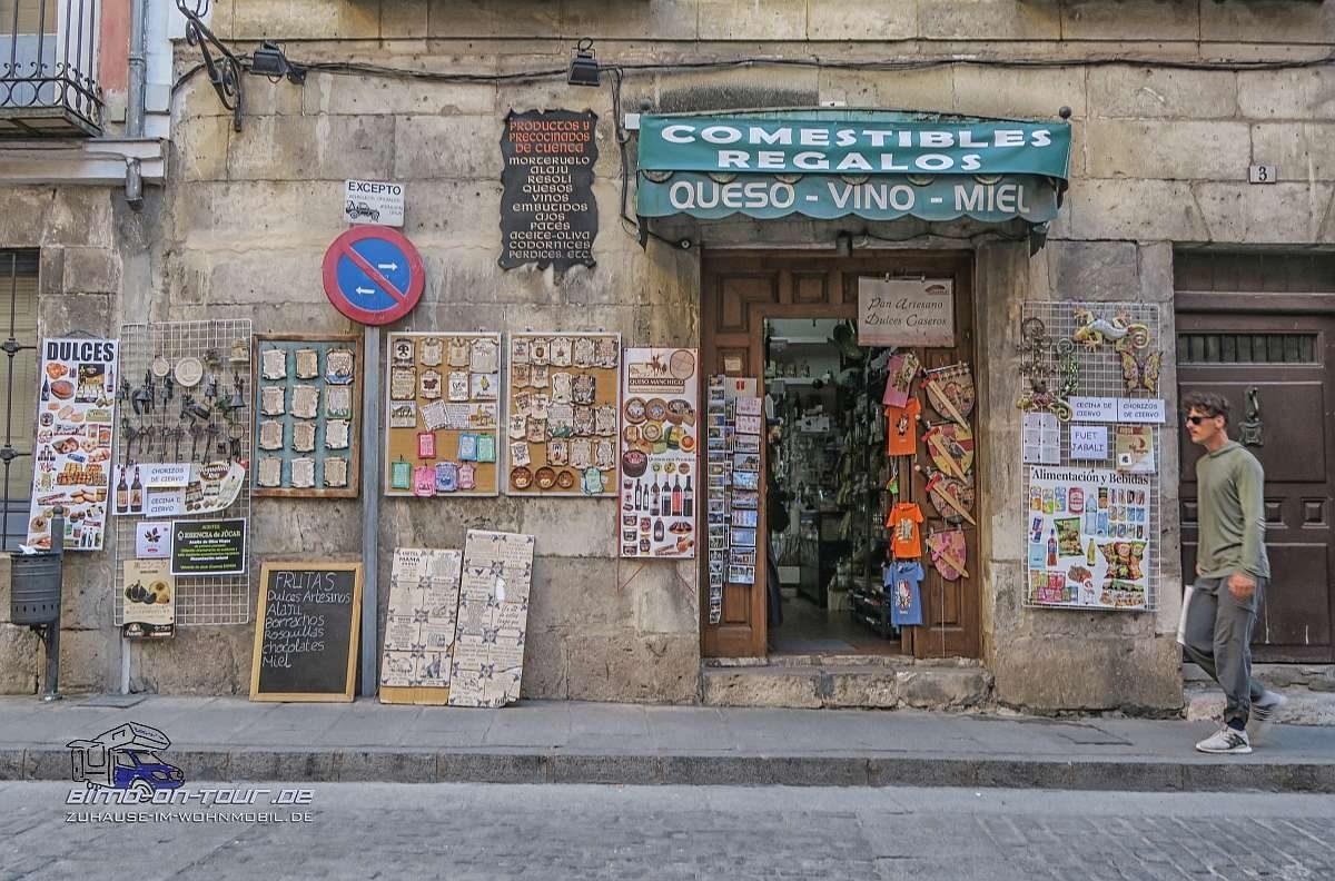 Cuenca-Andenkenladen