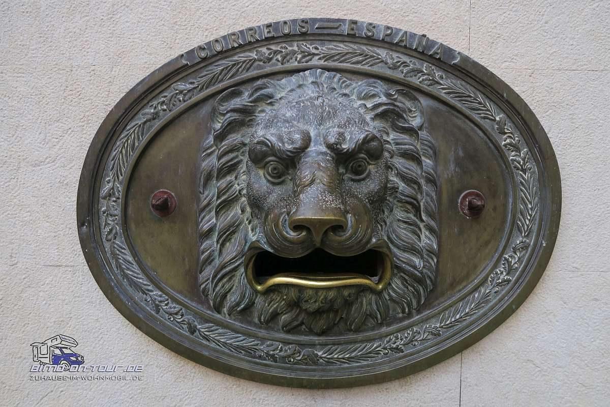 Cuenca-Briefkasten