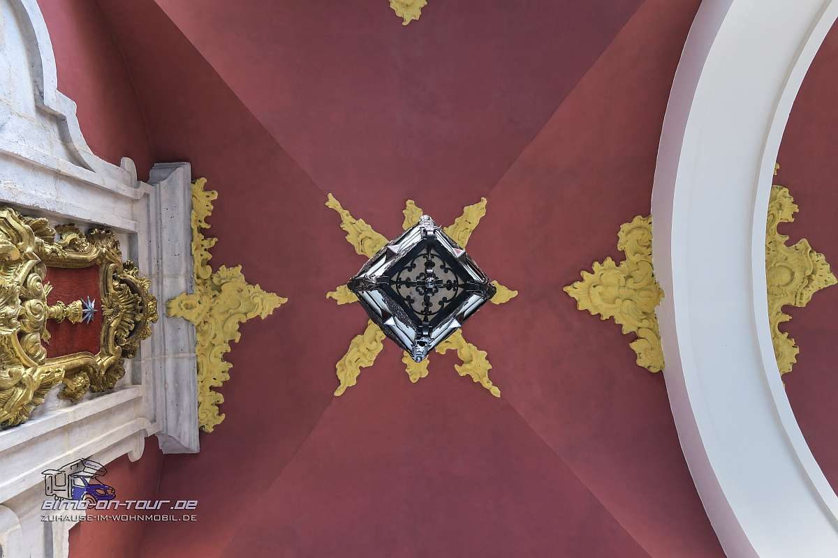 Cuenca-Decke