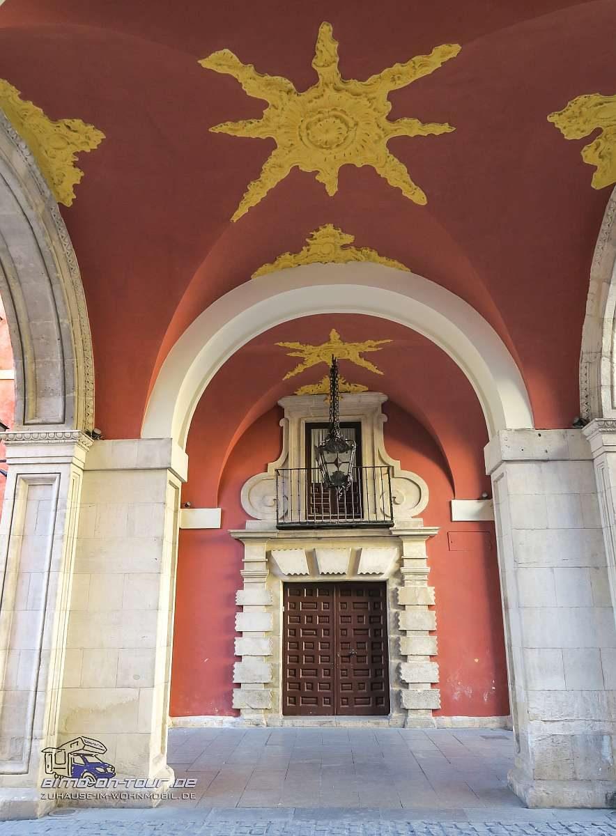 Cuenca-Stadttor