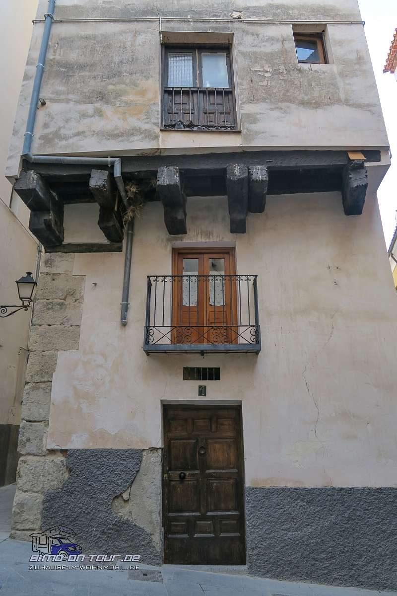 Cuenca-Wohnhaus