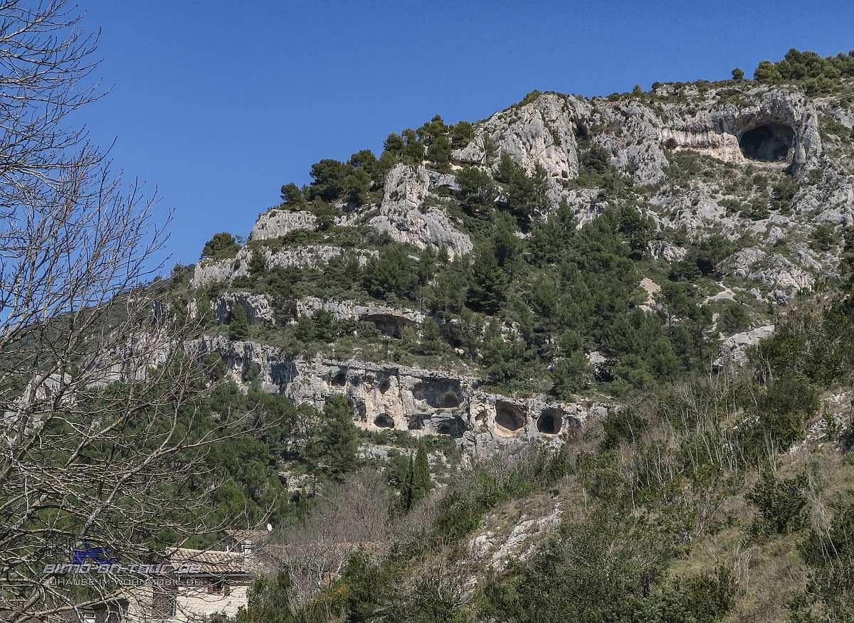 Fontaine-de-Vaucluse-Höhlen