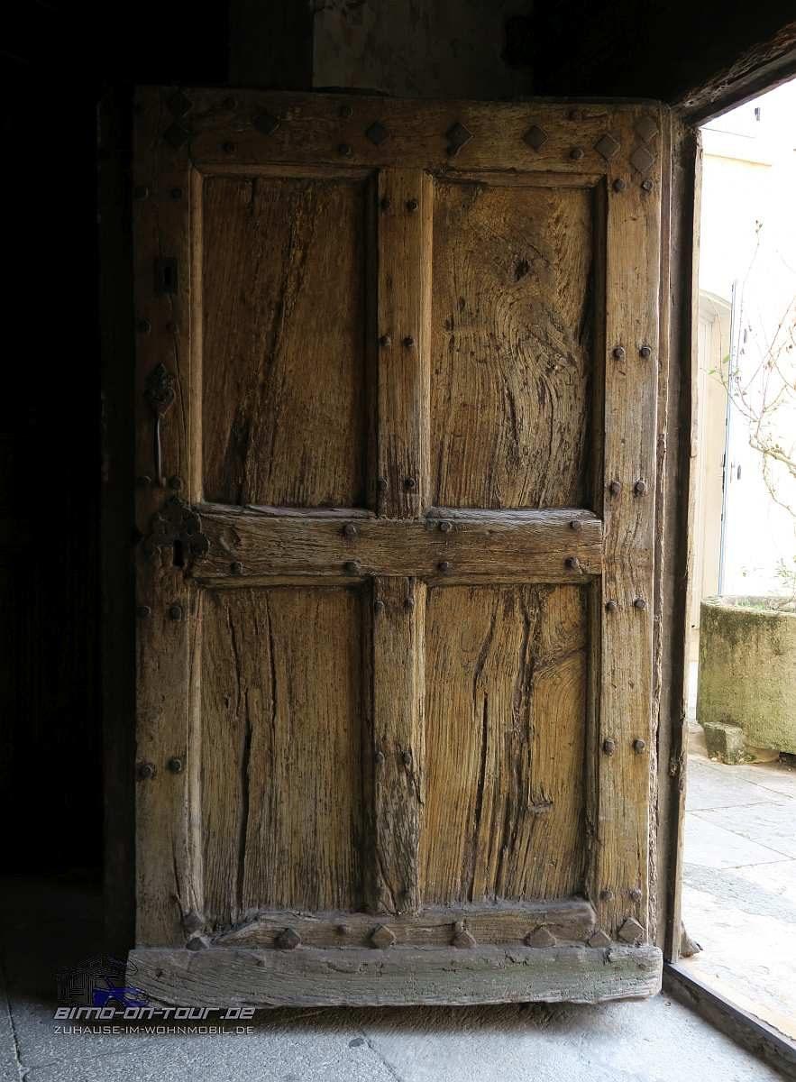 Fontaine-de-Vaucluse-Tür