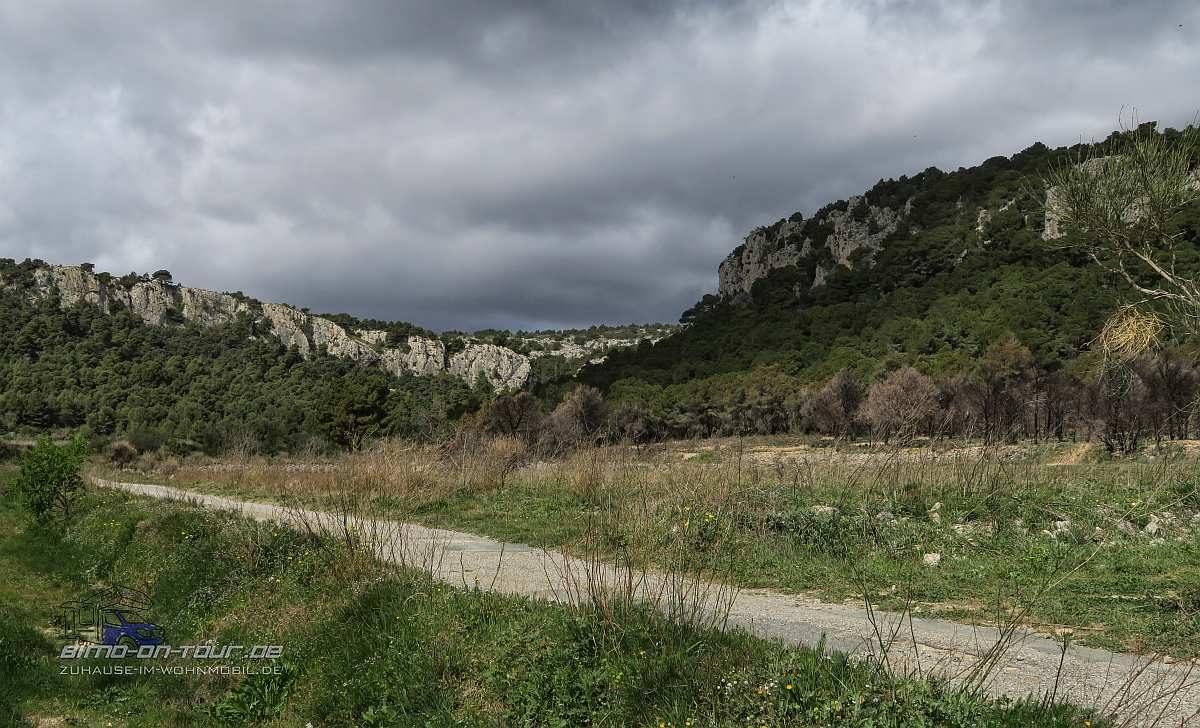 Gruissan-Berge