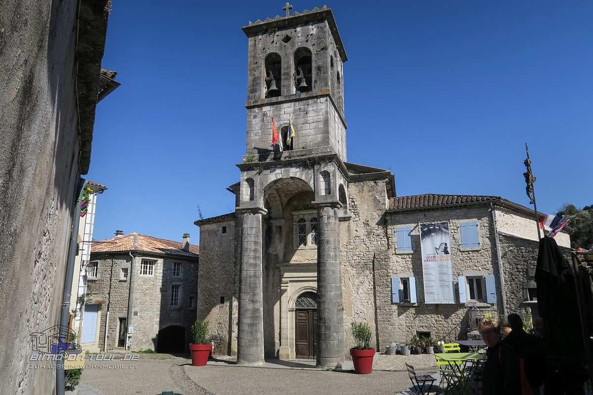 Labeaume-Kirche