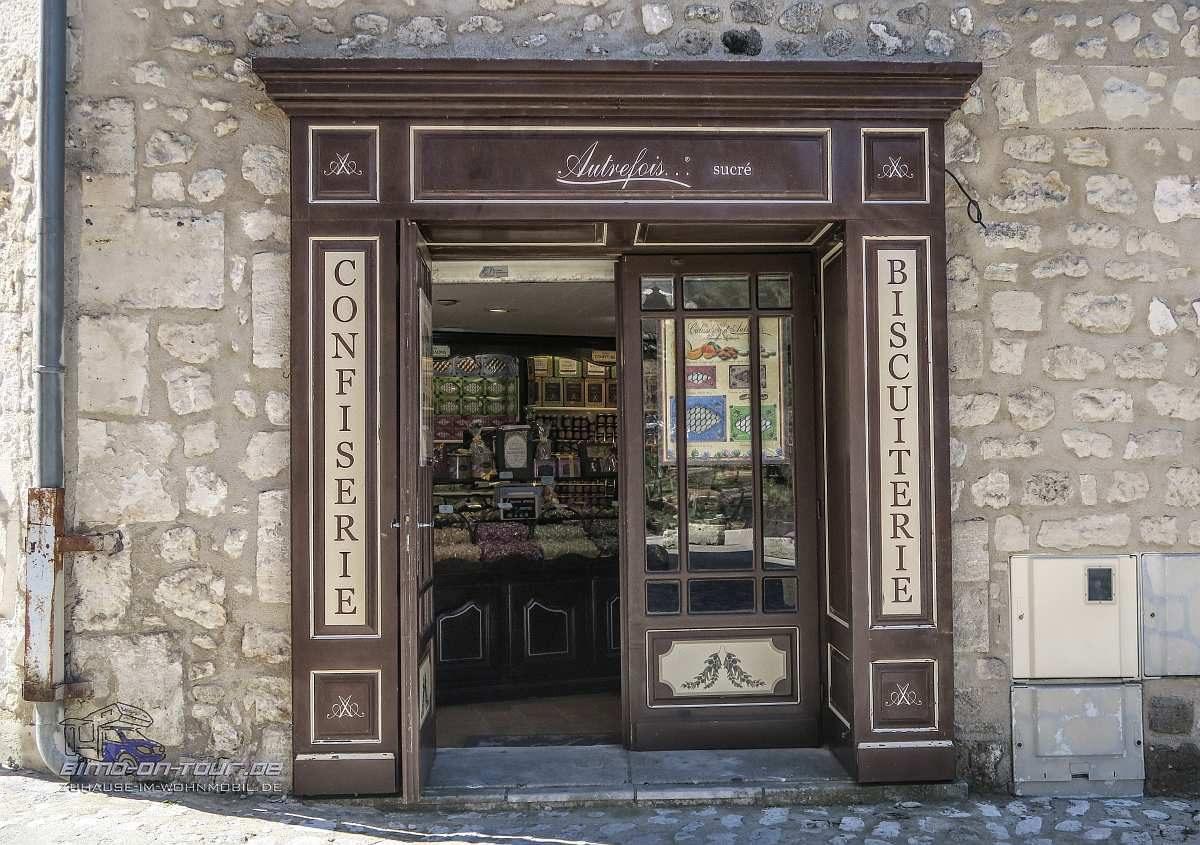 Les Baux de Provence-Confiserie