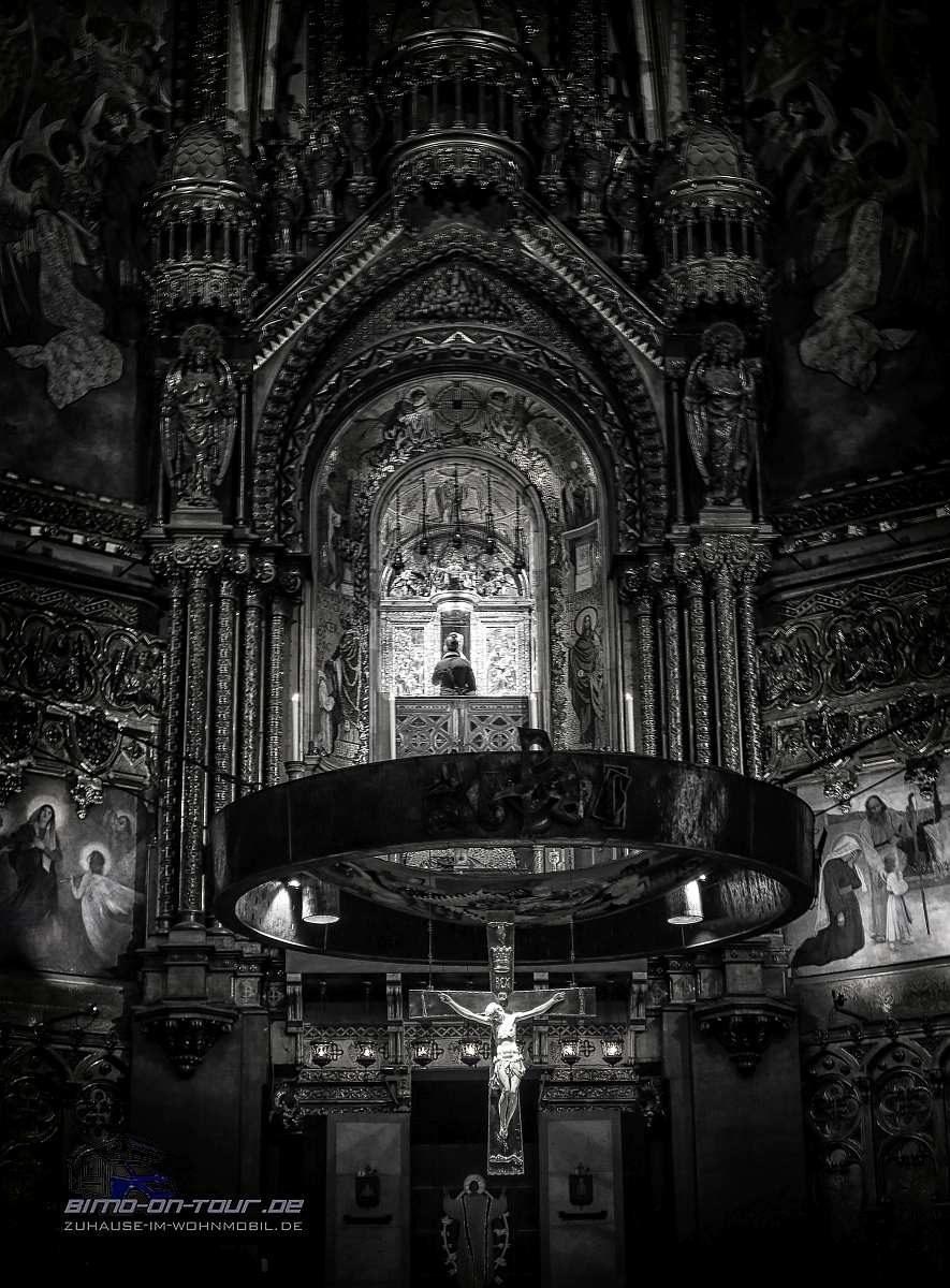 Montserrat-Altar