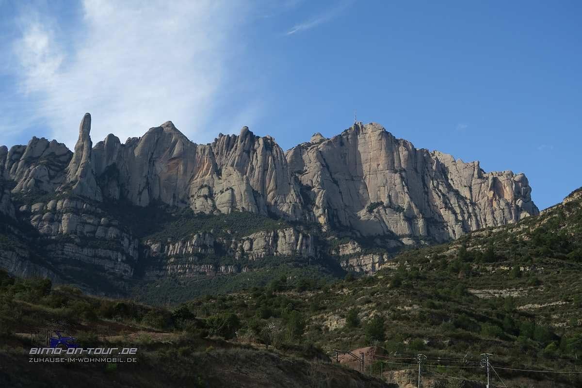Montserrat-Berge