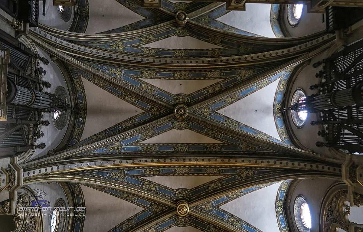 Montserrat-Decke