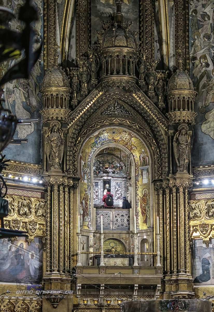 Montserrat-Kloster