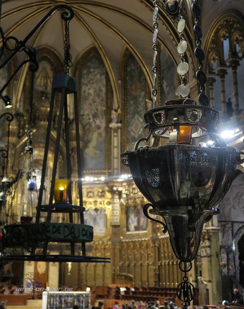 Montserrat-Leuchter