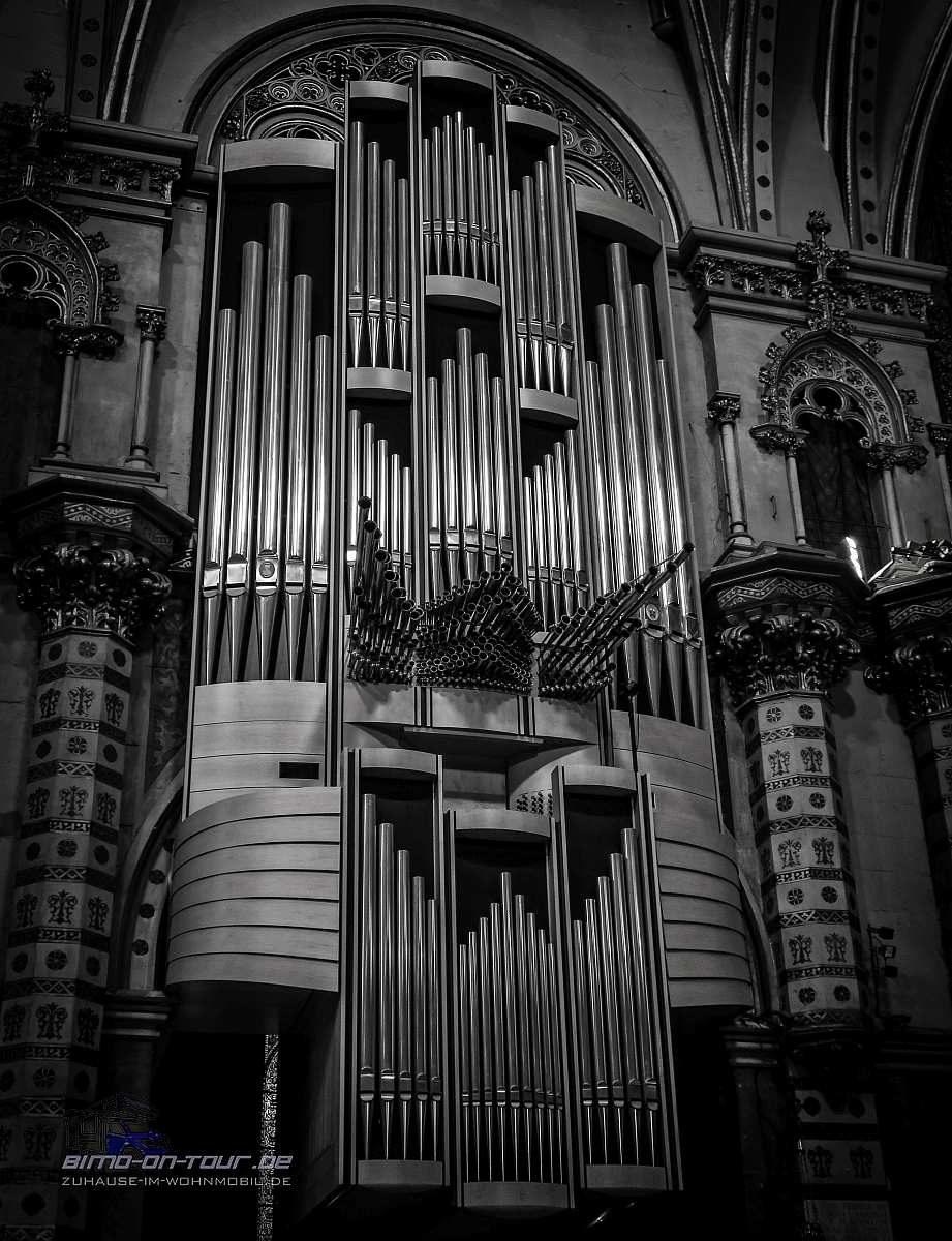 Montserrat-Orgel