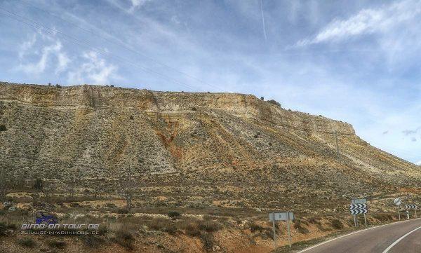 Landschaft an der N211