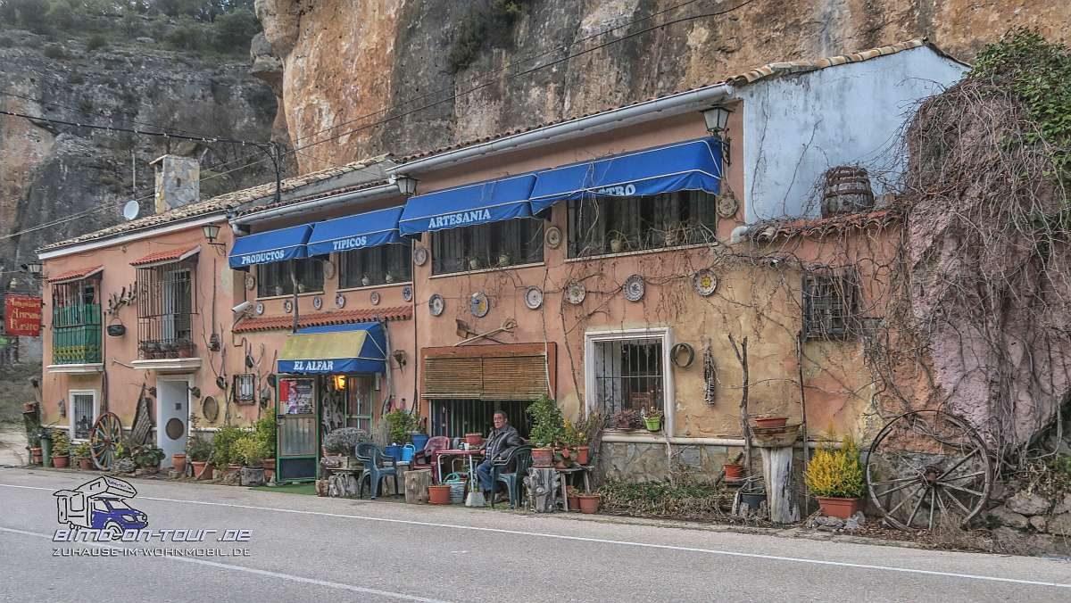 Rio Jucar-Bar