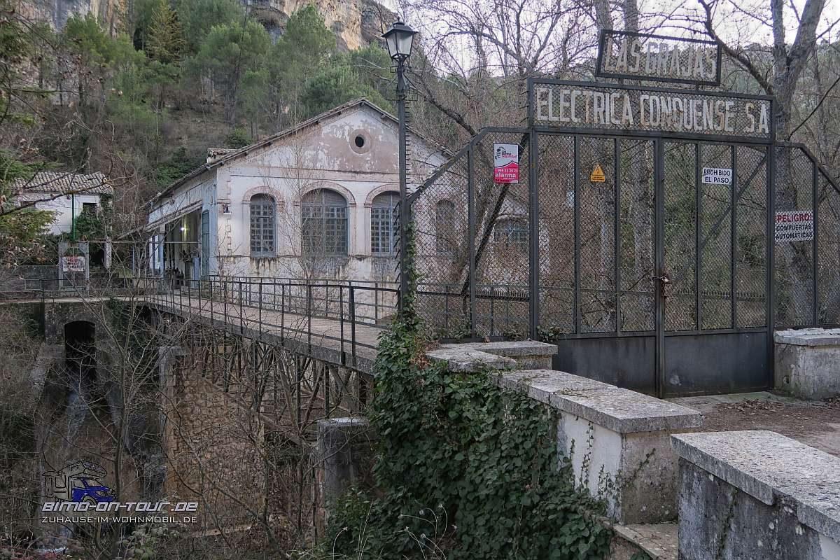 Rio Jucar-Kraftwerk