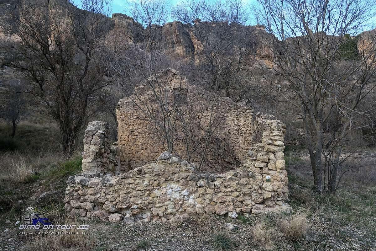 Rio Jucar-Ruine