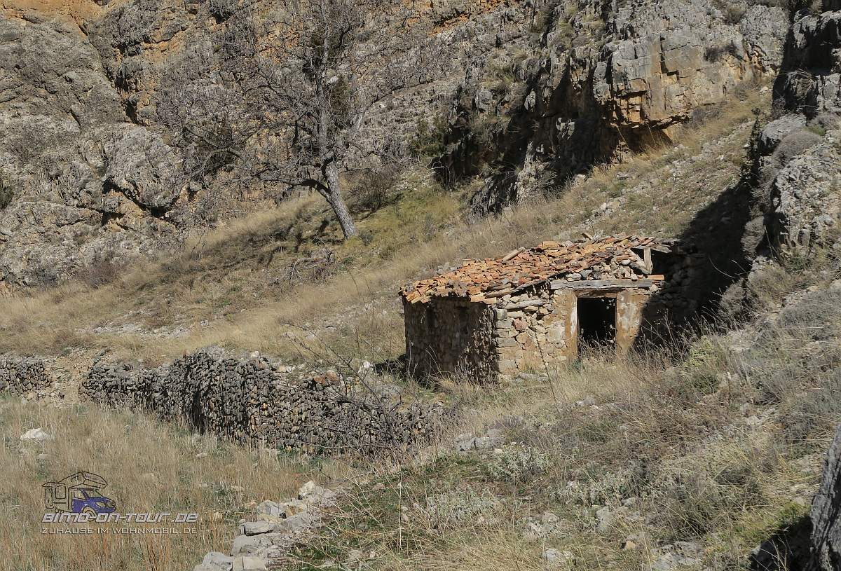 Ruine an der Landstraße