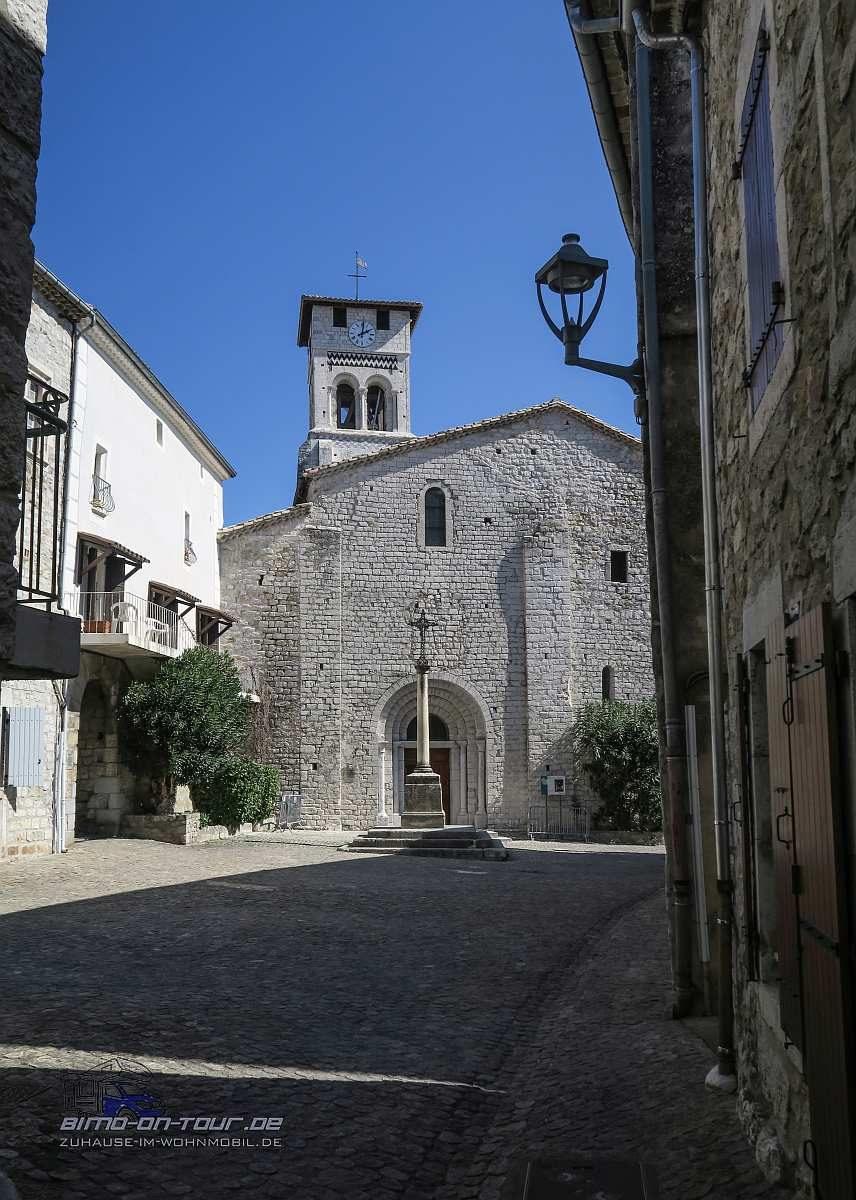 Ruoms-Kirche