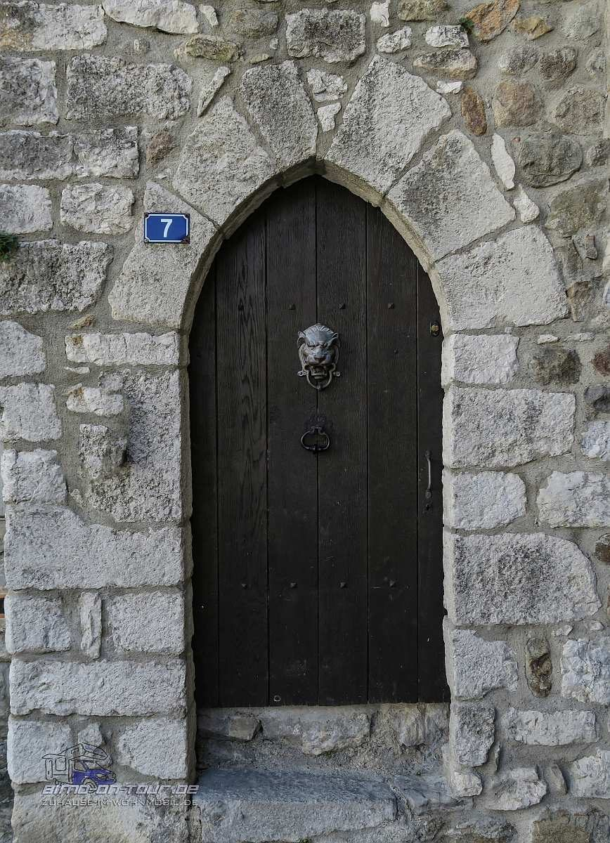 Ruoms-Tür
