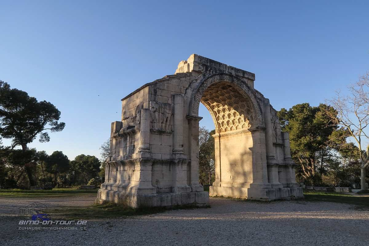Saint Rèmy de Provence-Plateau-Antiques