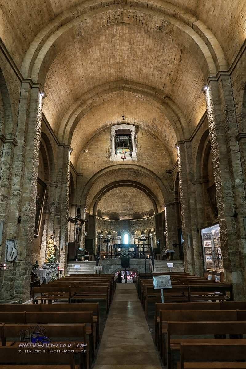 Saintes Maries de la Mer-Kirche