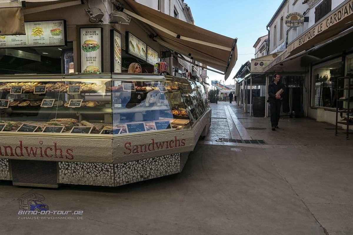 Saintes Maries de la Mer-Snackbar