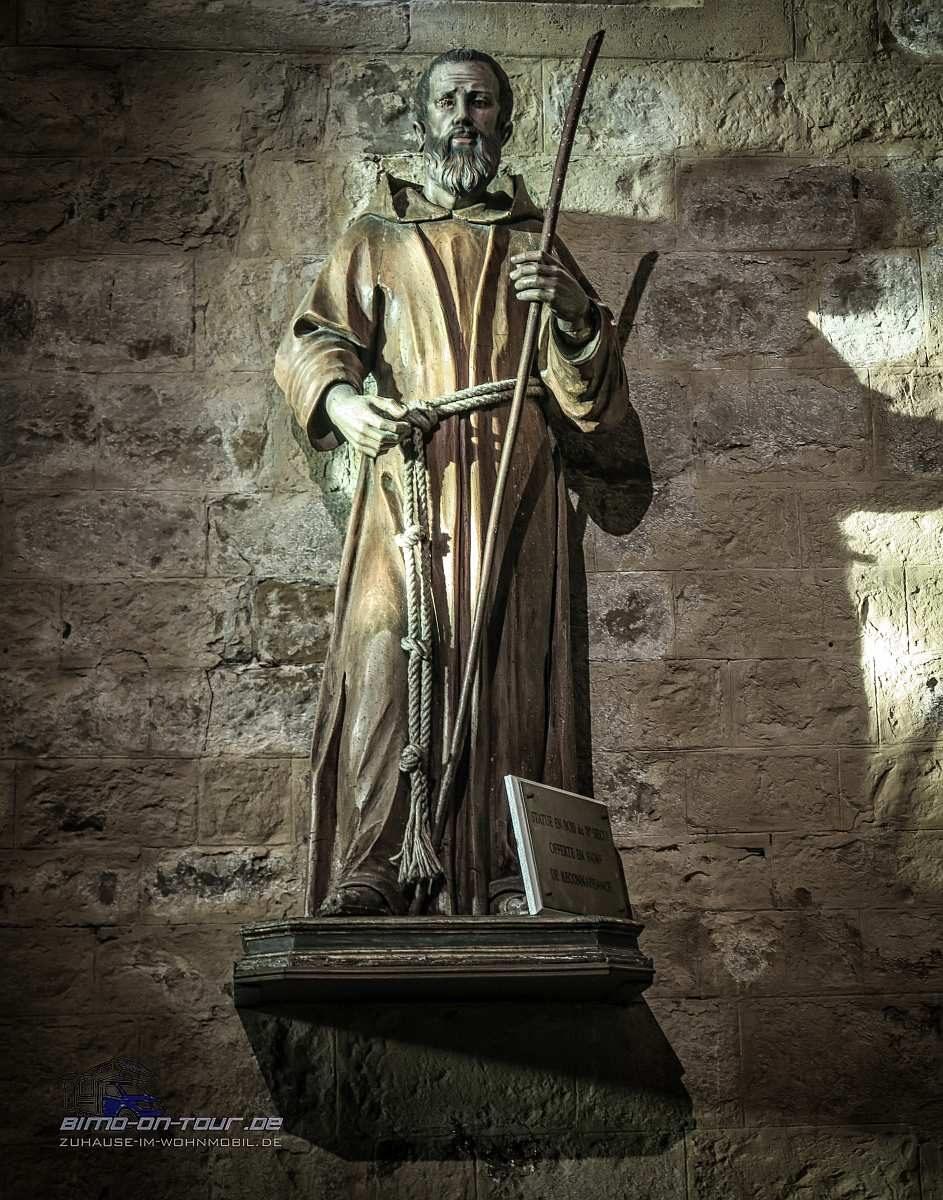 Saintes Maries de la Mer-Statue