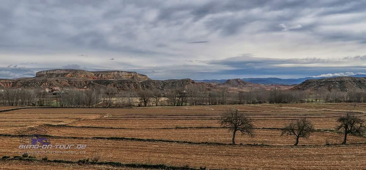 Teruel-Landschaft