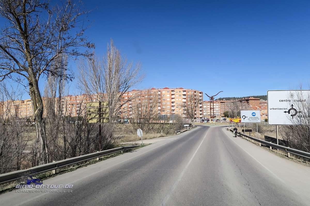 Übliche Ortschaft