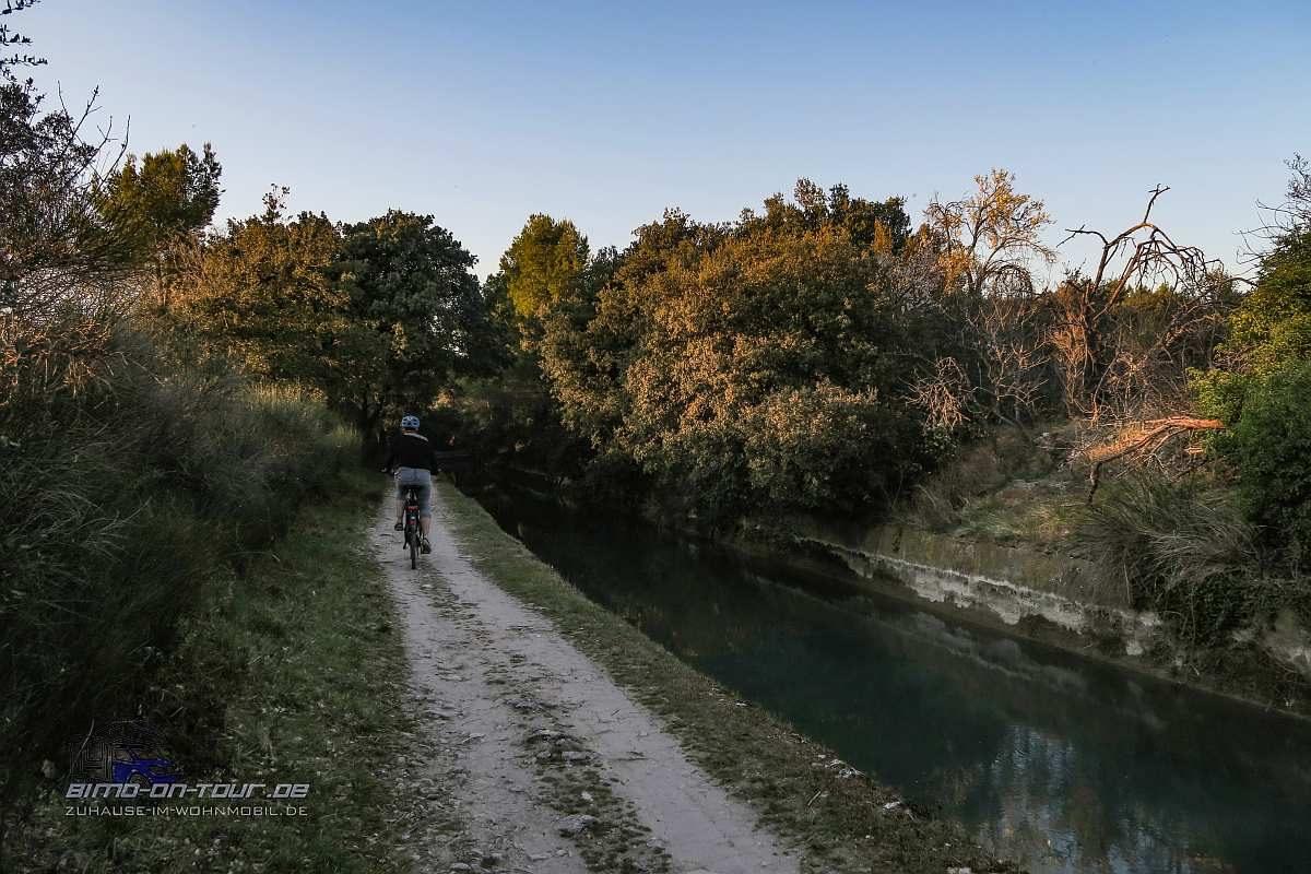 Vaucluse-Radtour