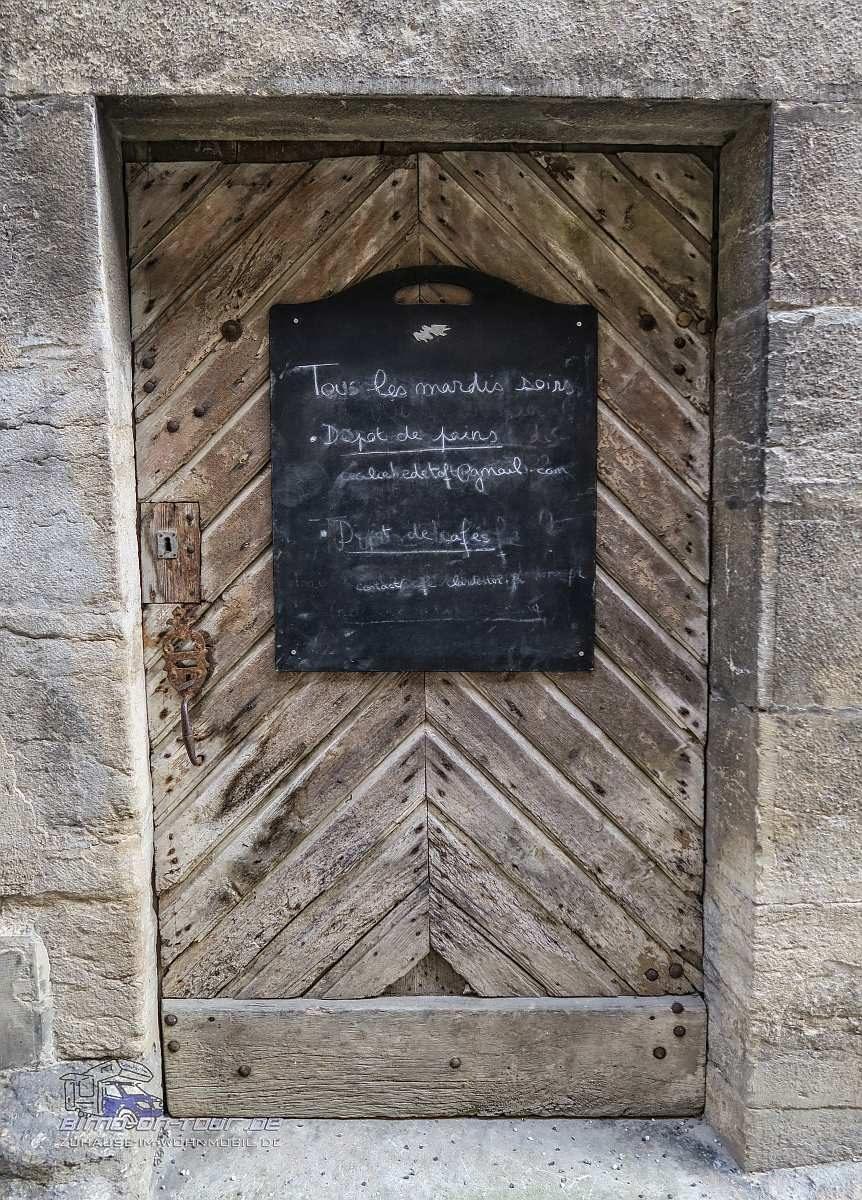Arbois-Tür