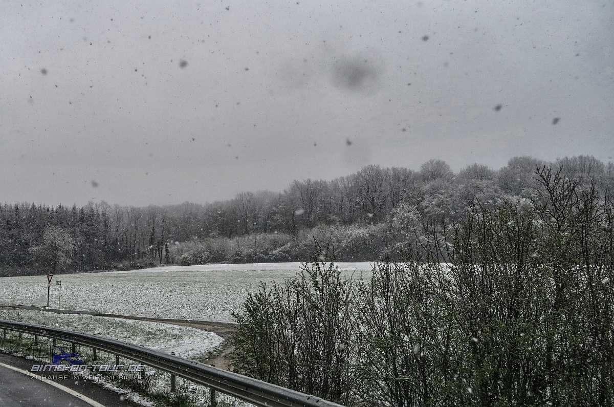 Eerster Schnee