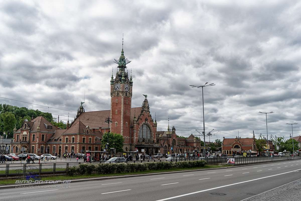 Danzig-Bahnhof