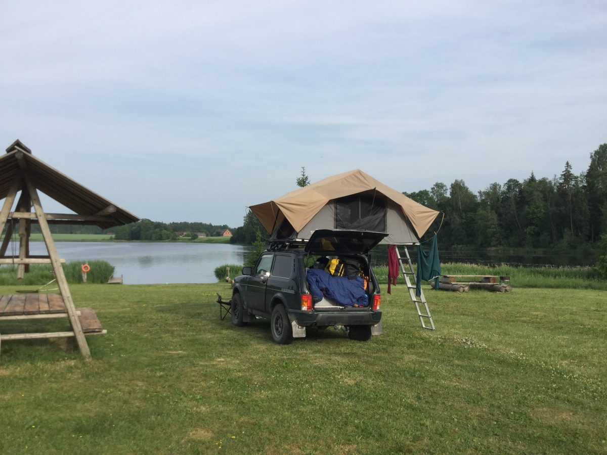 Lakeside Campingplatz