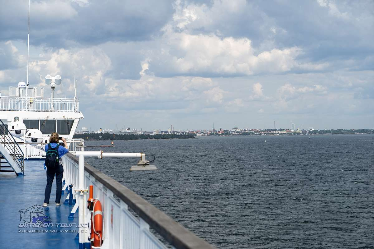 Helsinki-Ankunft