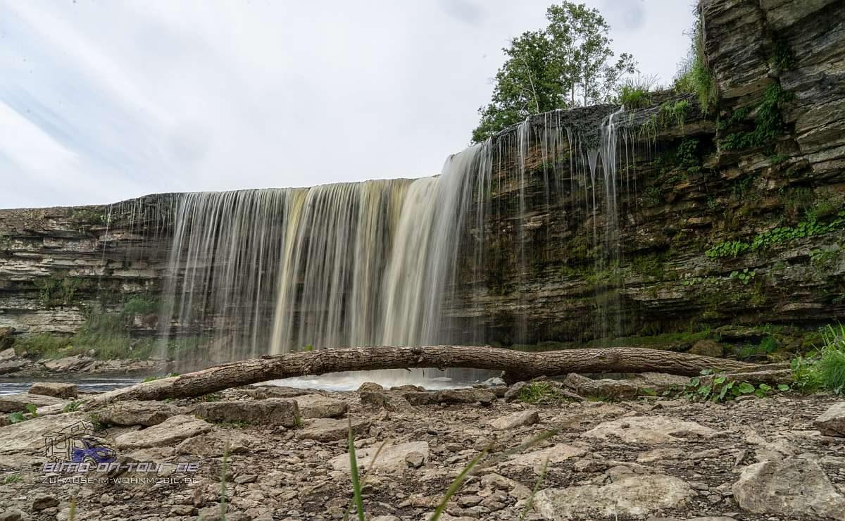 Jägala Wasserfall